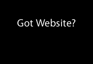 Get a website today!