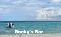 Rocky's Bar Website